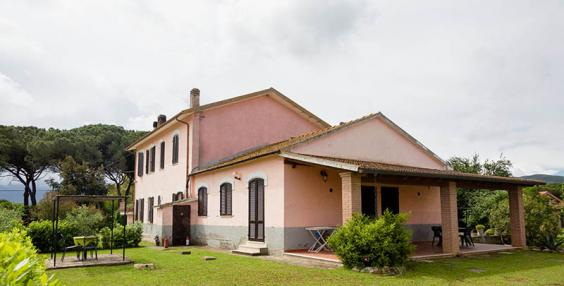 Agriturismo Vald Di Sleme ad Alberese nel Parco dell'Uccelina